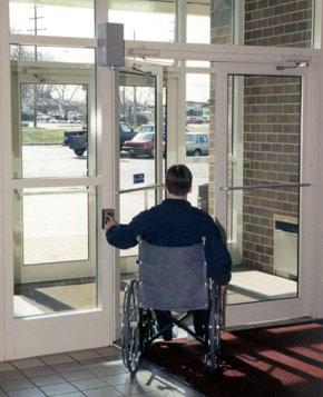 Handicap Door Operators
